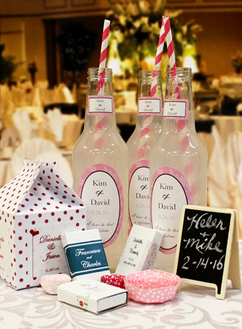 Wedding Favors Personalized