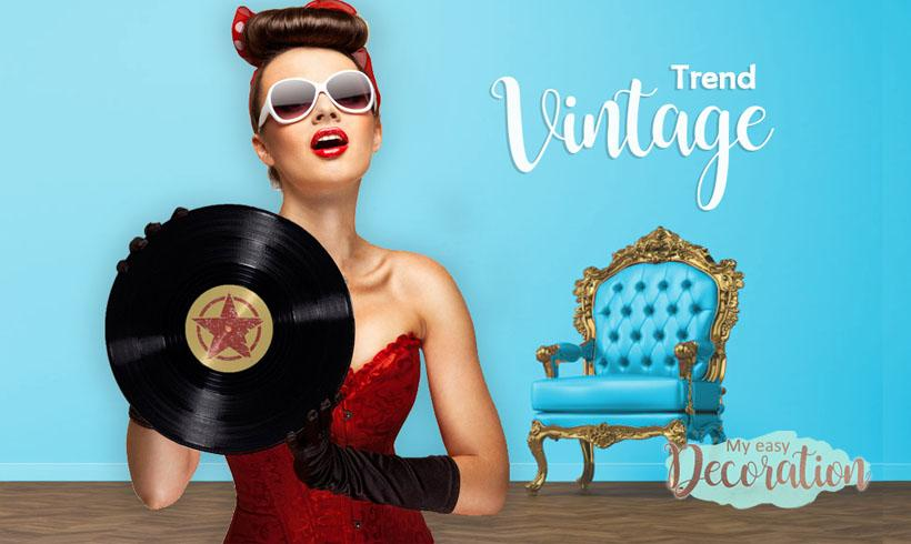 Vintage: Decorate your Home with Trends in this Style 💗