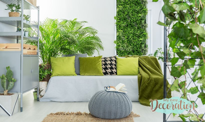 Green Walls Decor Most Wanted 2021 For You To Copy 😍