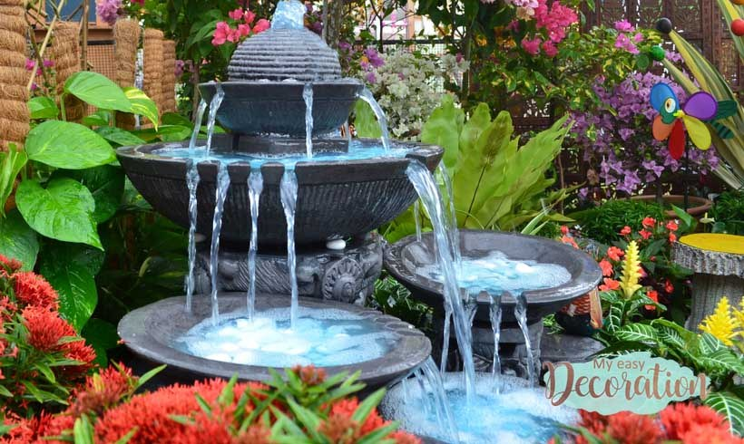Water Fountain Indoor or for the Garden? Meet the Most Coveted this Year 💦