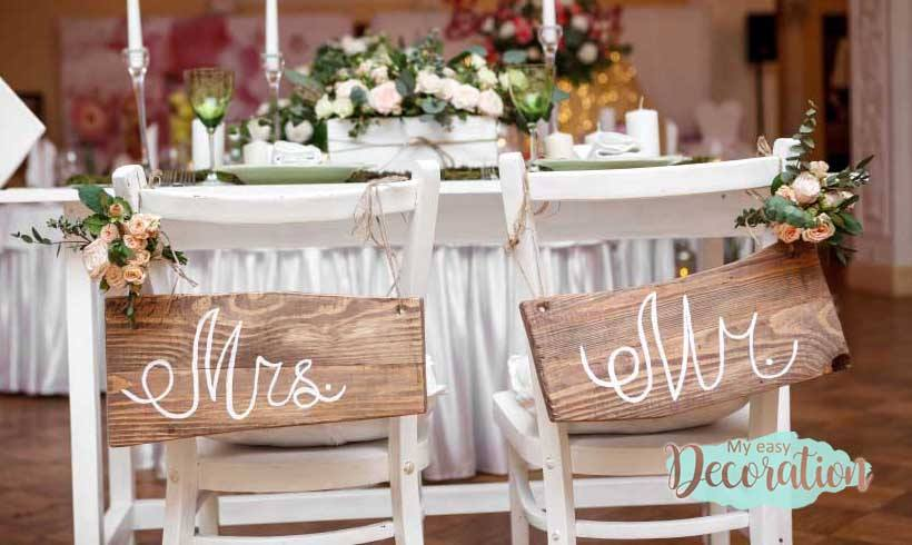 Wedding Decoration: Tricks Decorators Don't Want You to Know ❤️