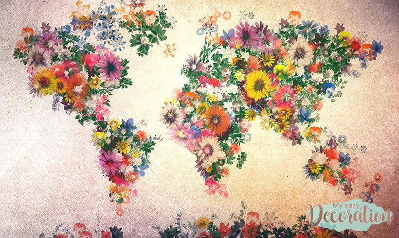 All World Flowers With Pictures